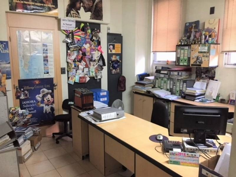 excepc oficina / depto al frente 4/5 amb mts maipu y cordoba