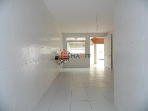 excepcional casa tríplex na parte mais nobre do recreio - vivendas do sol - ca0032