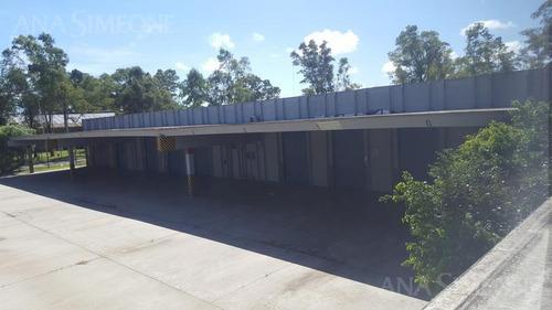 excepcional nave industrial a mts. de panamericana