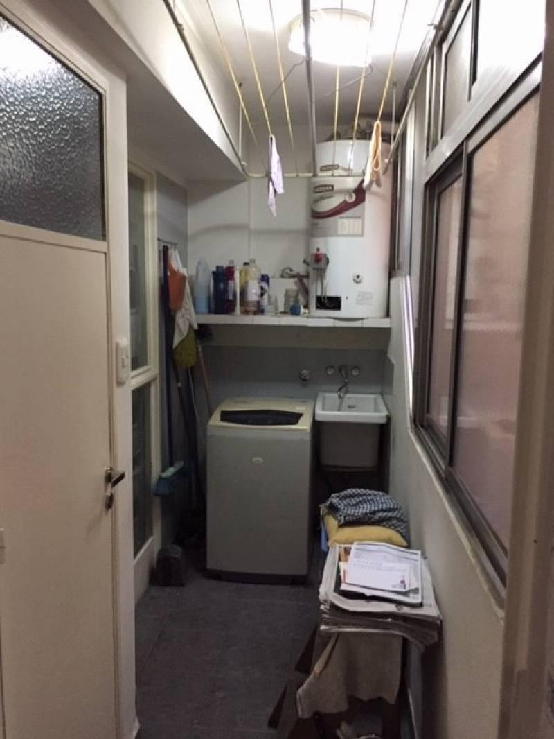 excepcional piso 3 ambientes c/dependencias amoblado