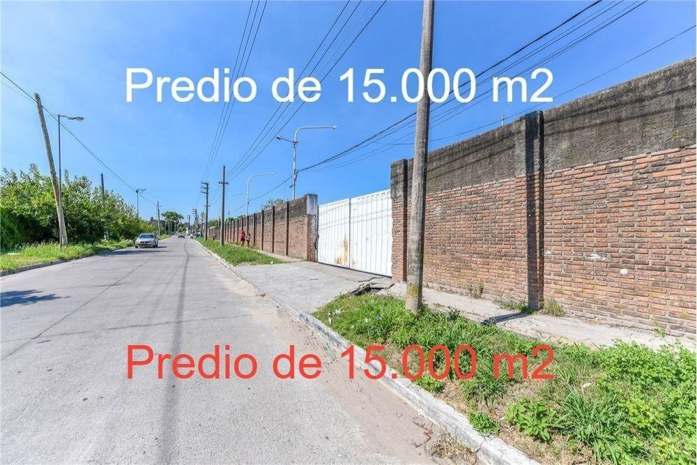 excepcional predio de 15.000 m2 - varios destinos!
