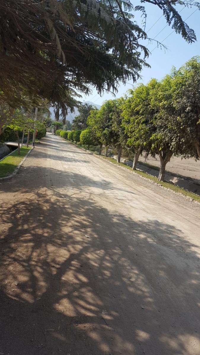 excepcional terreno en casa blanca pachacamac 10300m2 oferta