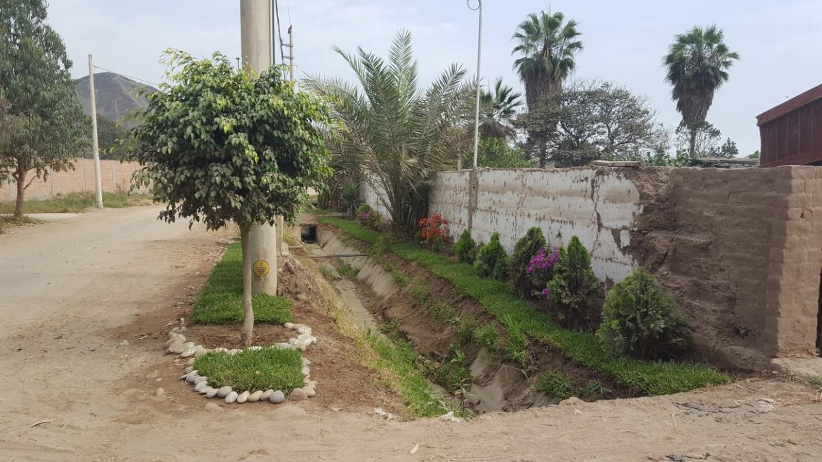 excepcional terreno en pachacamac urb casa blanca 2da etapa