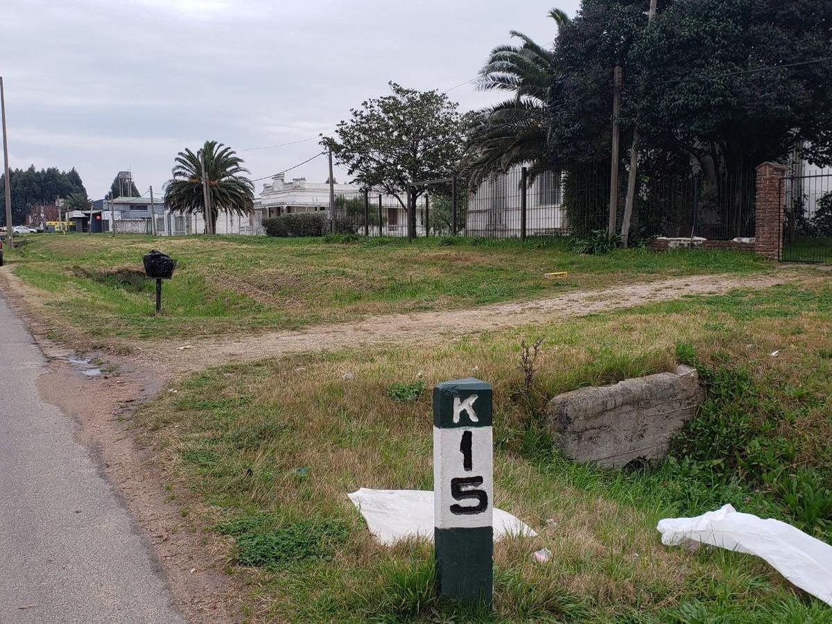 excepcional terreno y casa por ruta 8 km 15 u$ 150.000 y fac