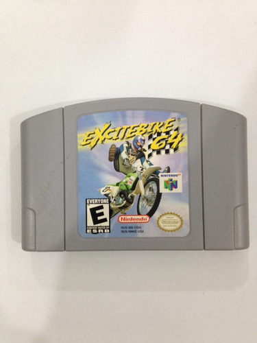 excite bike 64 n64