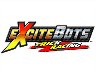 excitebots trick racing  nintendo wii solo juego