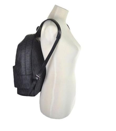 exclusiva backpack mochila michael kors jet set negra