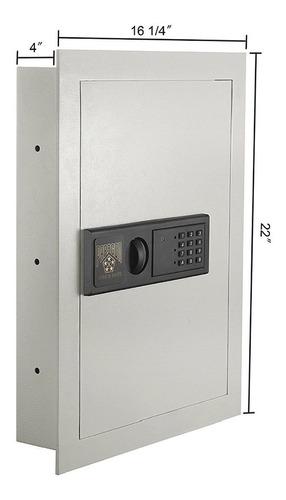 exclusiva caja fuerte electrónica portátil paragon 7750