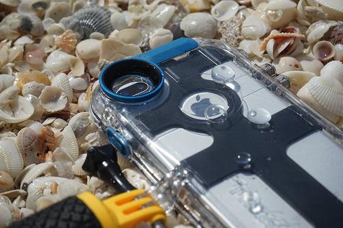 exclusiva carcasa contra agua iphone 8 plus 7 plus y 6 plus
