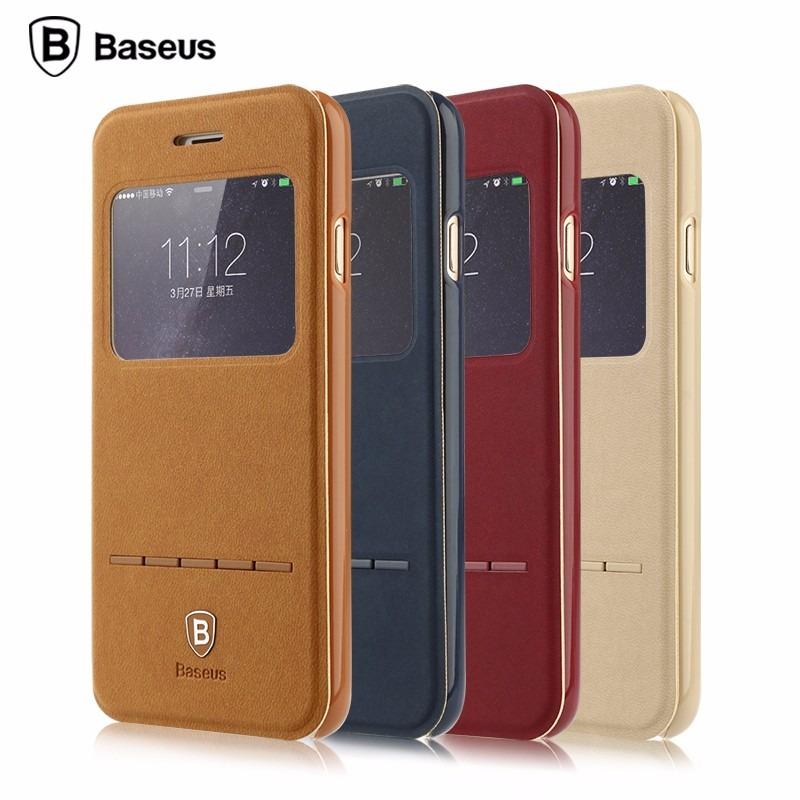 carcasa cuero iphone 6s