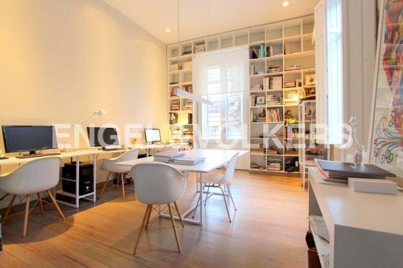 exclusiva casa de diseño para venta en pocitos