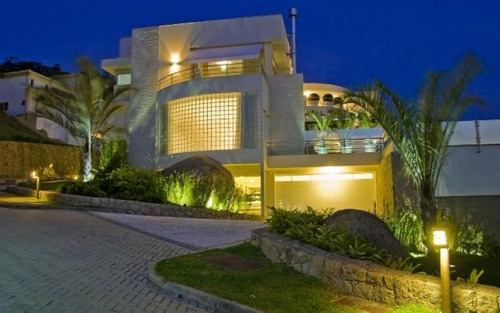 exclusiva casa de luxo no condomínio st barth em cacupé, florianópolis.
