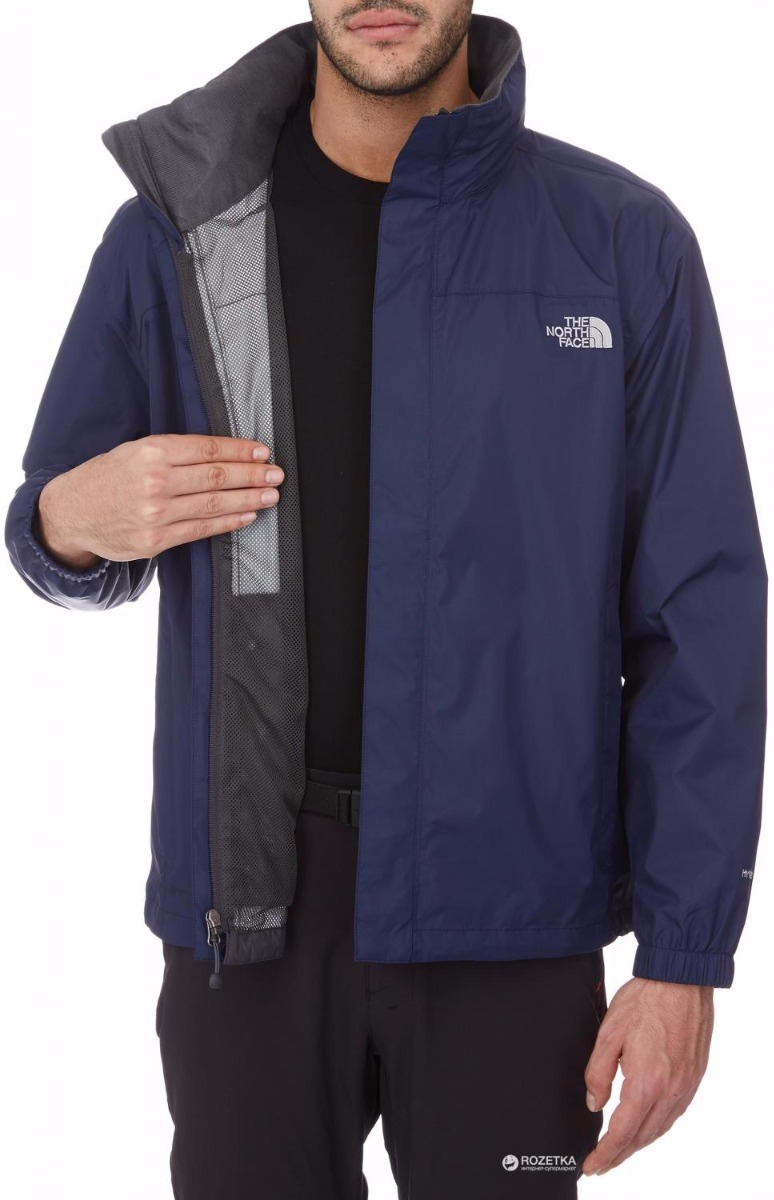 chaqueta north face hyvent