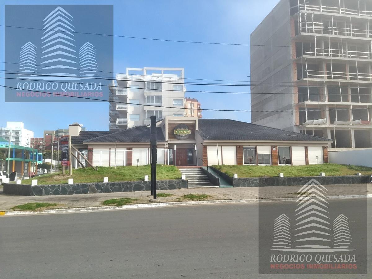exclusiva esquina de san bernardo - frente al mar