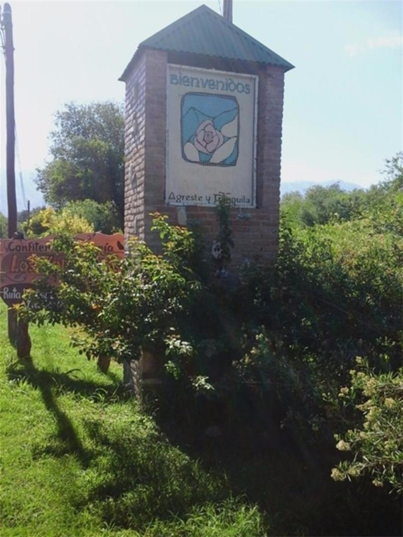 exclusiva fracción 15 hectareas va. las rosas traslasierra