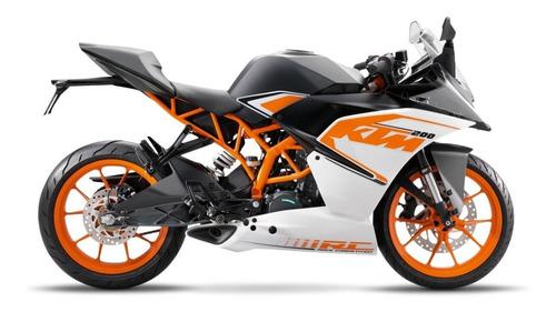 exclusiva ktm rc 200 0km urquiza motos naked calle street