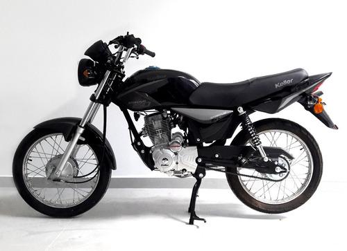 exclusiva moto calle keller 150 stratus 0km urquiza motos