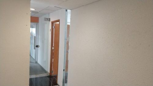 exclusiva oficina corporativa en renta de 107 m2 en polanco. p2
