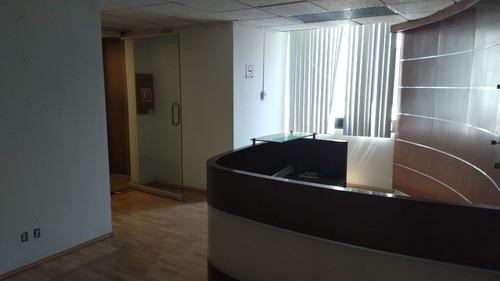 exclusiva oficina corporativa en renta de 136 m2 en polanco.