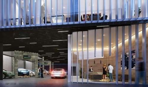exclusiva oficina en pre-venta de 120m2 en periférico sur.