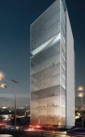exclusiva oficina en pre-venta de 536m2 en periférico sur. piso completo.