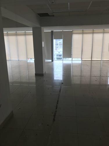 exclusiva oficina en renta de 112 m2 en colonia anzures.