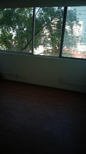exclusiva oficina en renta de 290 m2 colonia hipódromo condesa