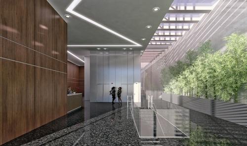exclusiva oficina en renta de 300 m2 en río san joaquin.