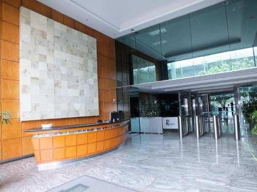 exclusiva oficina en renta de 314 m2 en torre jade.