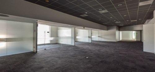 exclusiva oficina en venta de 600 m2 en bosque de las lomas.