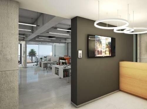 exclusiva oficina en venta desde 132 m2 en narvarte.