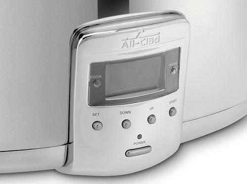 exclusiva olla eléctrica a presión all-clad 99009 la mejor
