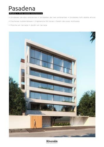 exclusiva preventa - edificio pasadena - san miguel