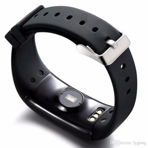 exclusiva pulsera inteligente dfit d21 con bluetooth 4.0
