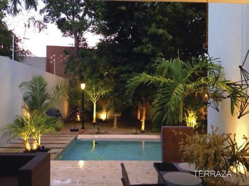 exclusiva residencia en venta en colonia mexico norte