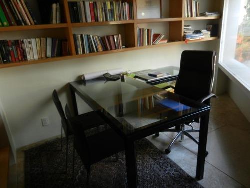 exclusiva residencia en venta en  villa charros del pedregal