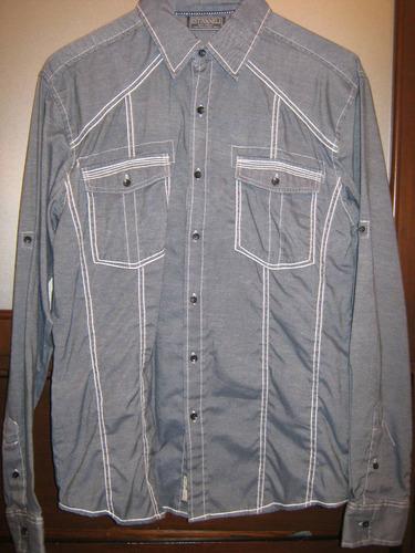 exclusiva y original camisa estivaneli