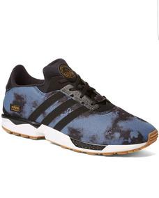afee0f494 Zapatillas Adidas Torsion Azules - Ropa y Accesorios en Mercado ...
