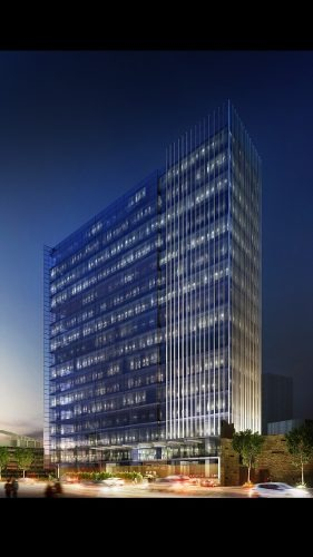 exclusivas oficinas corporativas en venta de 370 m2 en espacio santa fe.