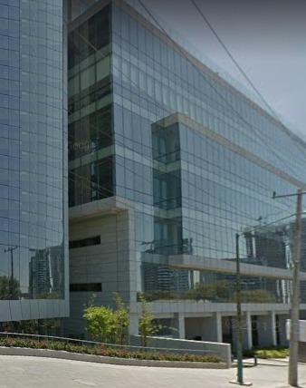 exclusivas oficinas en renta de 1854 m2 en lomas de santa fé.