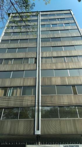 exclusivas oficinas en renta de 700 m2 en colonia hipódromo condesa