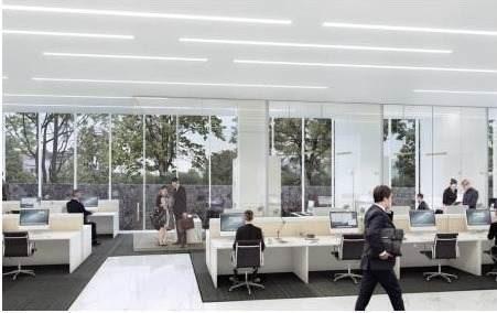 exclusivas oficinas en venta de 1000 m2 en santa fé.