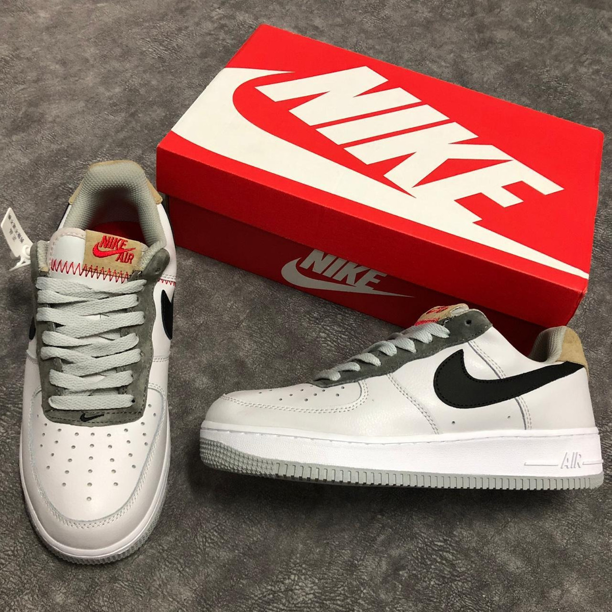 2zapatillas airforce nike hombre 2019