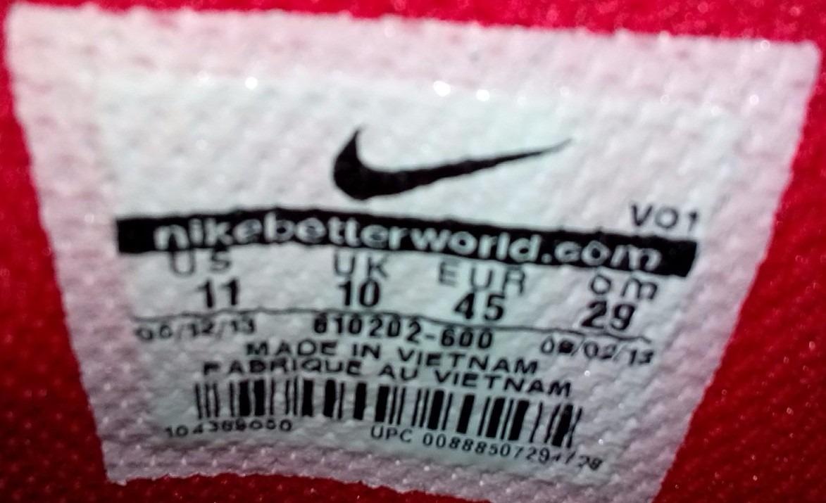 Vietnam 43 Nike Dual Nuevas Fusion Zapatillas Exclusivas K3TclF1J