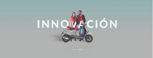 exclusive moto scooter zanella
