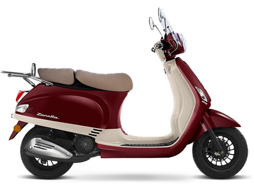 exclusive scooter zanella styler