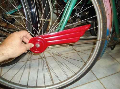 exclusivo acessório para bicicletas antigas (1 par)