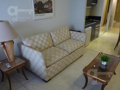 exclusivo ambiente. complejo con sala de relax! alquiler de monoambiente temporario en san telmo.