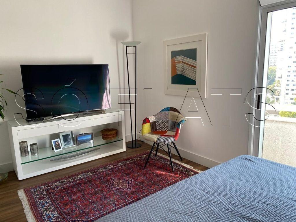 exclusivo apartamento a 150 m do metro campo belo  - sf30503