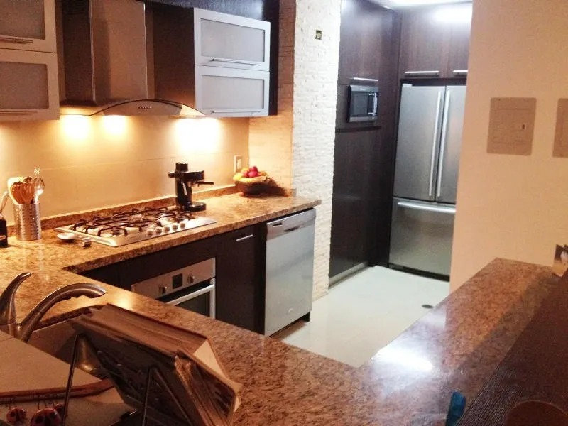 exclusivo apartamento de 3 habitaciones y 2,5 baños
